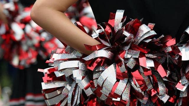Wisconsin high school cheerleaders received awards for biggest breasts, butt