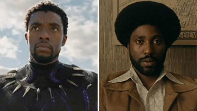Oscars preview: 'Black Panther,' 'BlacKkKlansman' vie for Best Picture