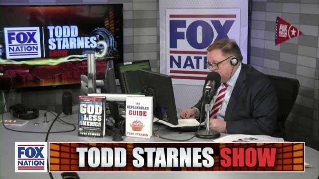 Todd Starnes and Chris Cabrera
