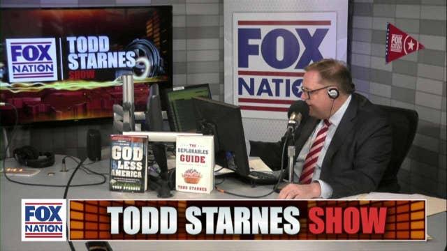Todd Starnes and Rep. Mike Johnson (R-LA)