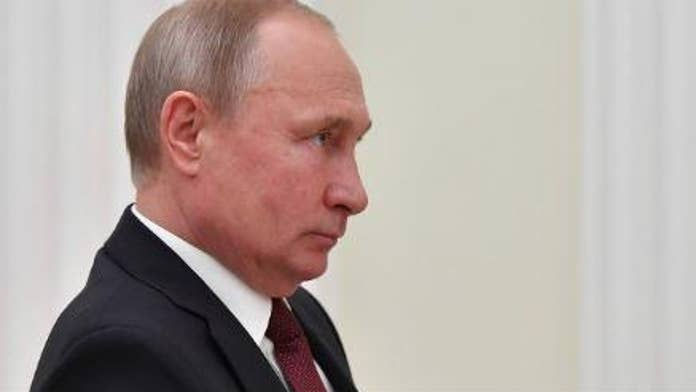 Hoffman and Soames: Stop Putin now, as Churchill would warn, or West will face the consequences