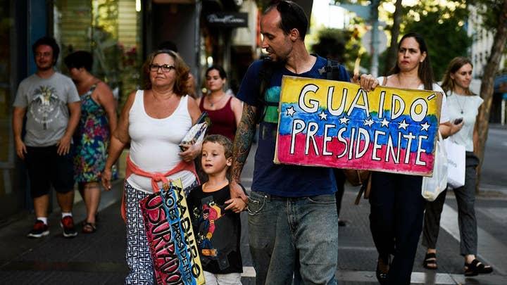 US readies humanitarian aid for Venezuela