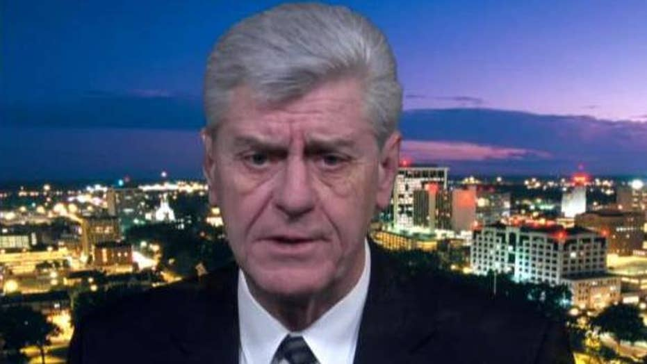 Mississippi Gov. Phil Bryant ready to sign 'heartbeat' abortion bill