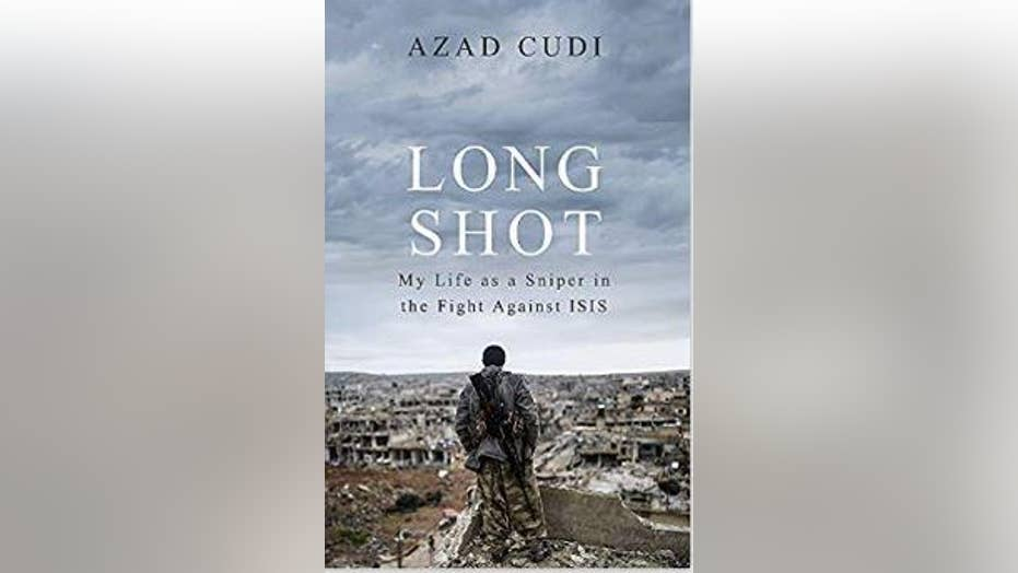 Sniper claims to have 'killed 250 ISIS fighters' in new book