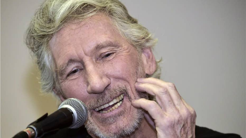 Pink Floyd rocker Roger Waters tells Richard Branson to 'back off' over Venezuela