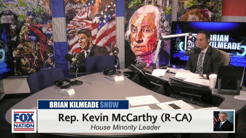 House Minority Leader Kevin McCarthy:We Did Not Let President Trump Down On The Border