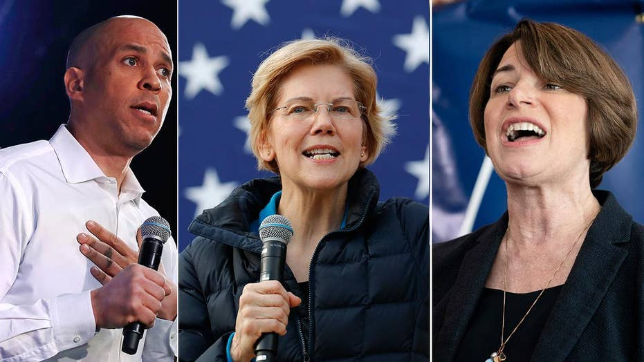 2020 Democrat candidates publicly attacking the wealthy while privately collecting their donations