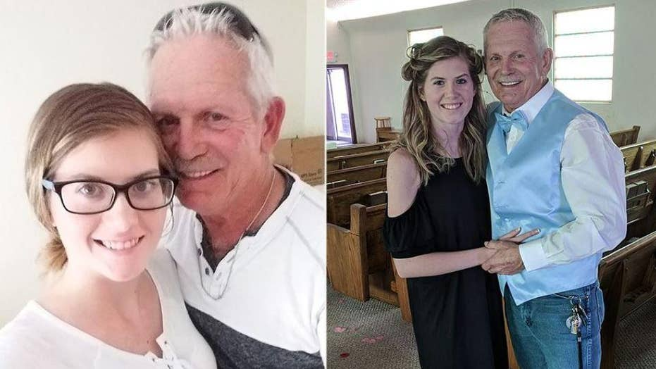 19-year-old Samantha Simpson defends her marriage to her 62-year-old husband, JR