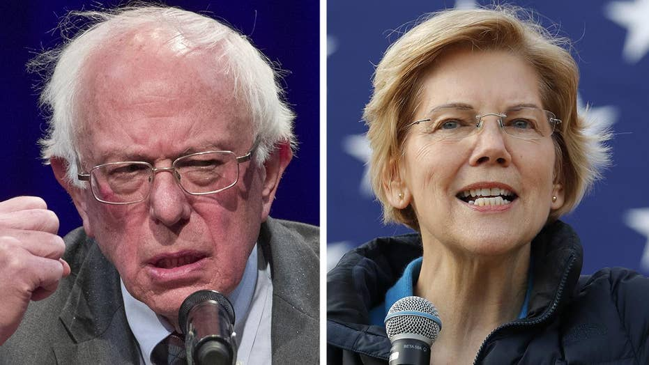 Will the 2020 election come down to capitalism vs. socialism?