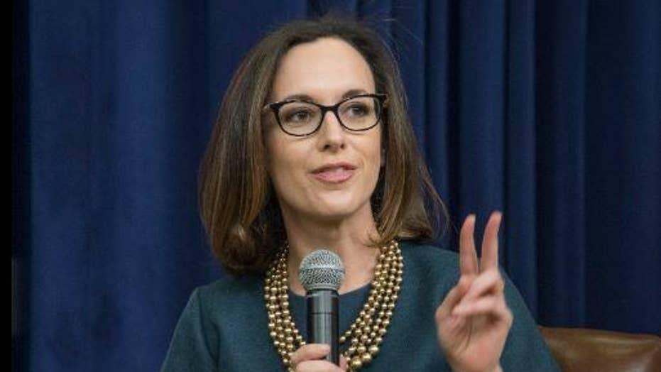 CNN is under fire after hiring Jeff Sessions-era Justice Department spokeswoman Sarah Isgur