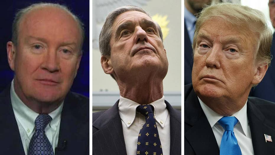 Andrew McCarthy: Mueller has not returned a single sentence that suggests Trump has committed any misconduct