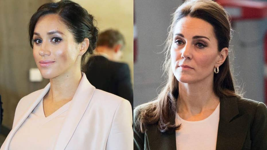 Why Kate Middleton skipped Meghan Markle's royal baby shower in NYC
