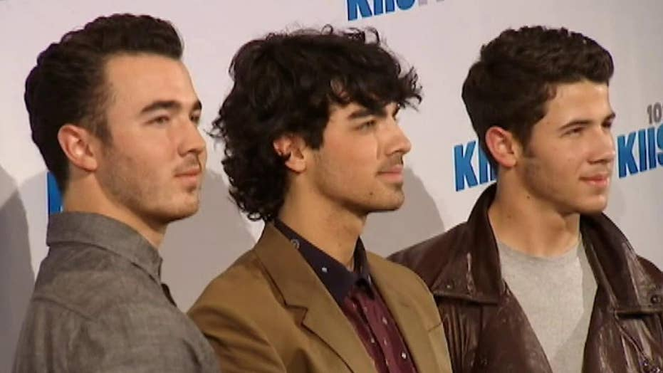 The Jonas Brothers to reunite
