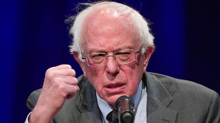 Bernie Sanders capitalizes on name recognition, raises $6 million in first day of presidential campaign