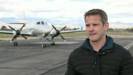 GOP Congressman by day, National Guard pilot at night: Kinzinger says he 'loves' border deployment