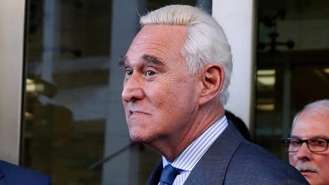 Judge rules Roger Stone is not allowed to speak publicly about his case, no third parties or surrogates