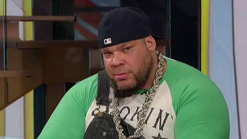 Tyrus says he'll 'hold his tongue' and 'wait to pass judgement' until the facts came out in Smollett case
