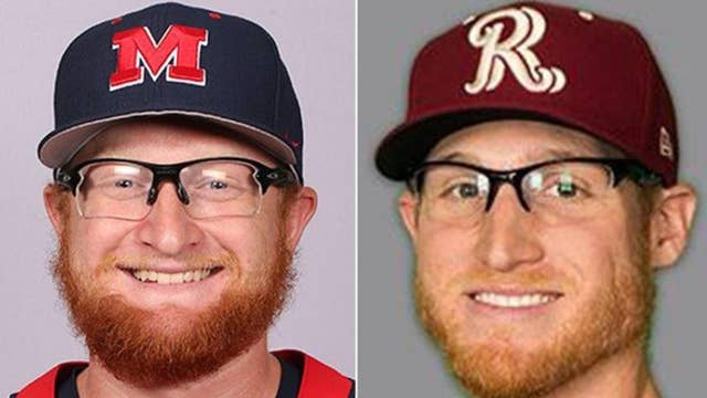 Two minor league baseball players named Brady Feigl take DNA tests to find out if they're related
