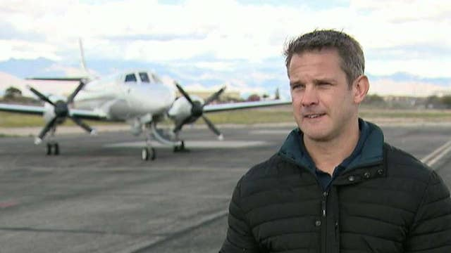 Rep. Kinzinger deployed to US-Mexico border with National Guard to assist security efforts