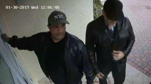 FBI impersonators ransack Florida home