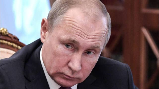 Putin says Russia would be 'OK' with confrontation with the US