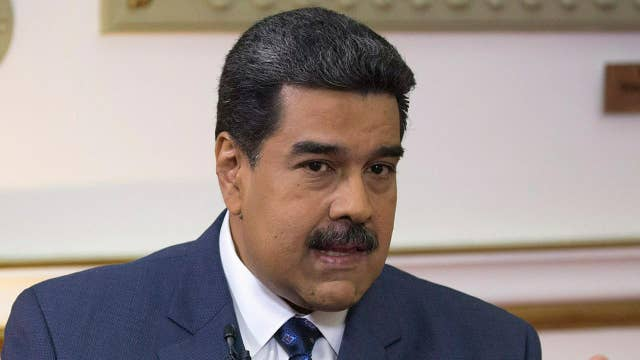 Will Maduro use military force to stop US aid from coming into Venezuela?