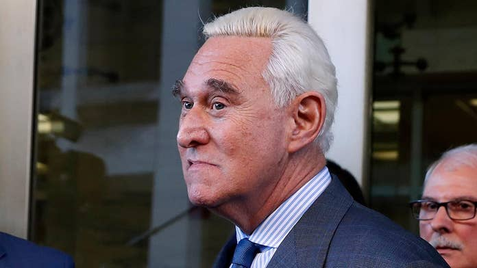 Roger Stone invokes 5th Amendment, refuses to turn over documents for top Dem's probe