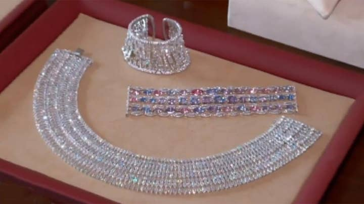 Diamonds set to sparkle and shine on the Oscars' red carpet