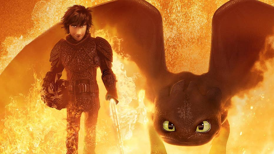 'How to Train Your Dragon' stars embark on their final flight