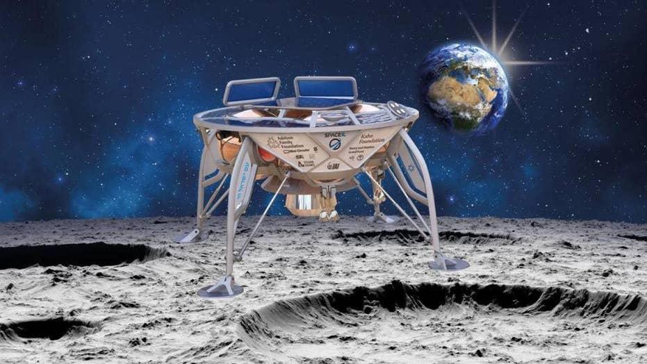 Israel's Moon landing mission is set