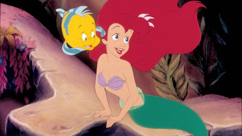 'Little Mermaid' star Jodi Benson explains how she became the voice of Ariel: 'So thankful to God'