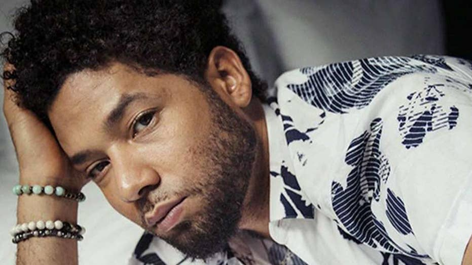 Jussie Smollett diverts valuable resources away from law enforcement in Chicago