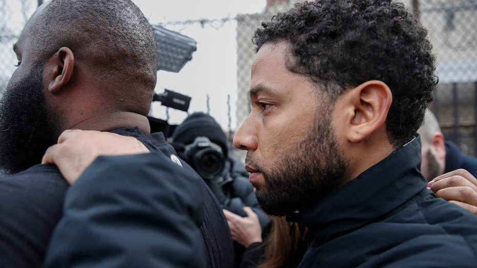 Chicago police say 'Empire' star Jussie Smollett sent racist letter and staged bias attack for publicity