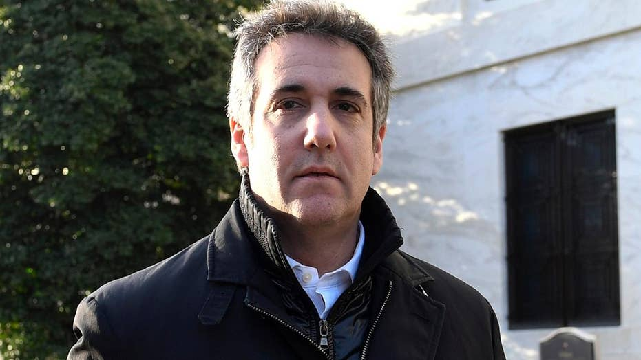 IRS employee charged with leaking Michael Cohen records
