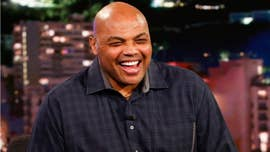 Charles Barkley jokes about Jussie Smollett, Liam Neeson controversies during TNT's NBA halftime show