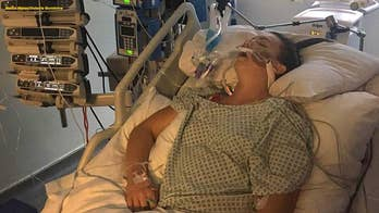 Newly engaged woman is given a 3 percent chance of survival after contracting double pneumonia and sepsis
