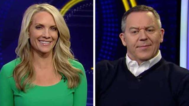 A history-making edition of Tucker Carlson's Final Exam: Dana Perino vs. Greg Gutfeld