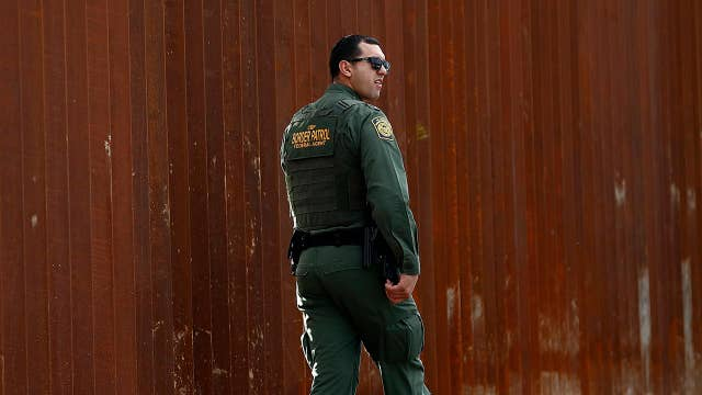 Border agents ramp up security at entry ports after new migrant caravan unloads in Mexico