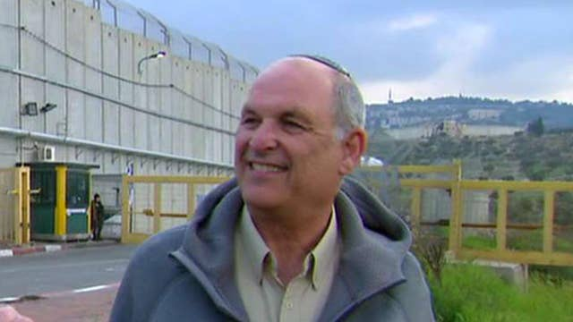 'Walls work': Architect of Israel's walls says critics 'don't know what they're talking about'