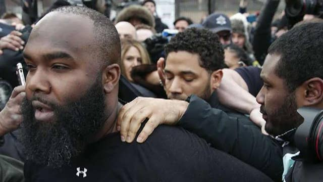 White House: Smollett case another sad example of people being so quick to attack the president