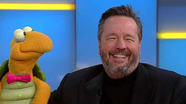 Ventriloquist Terry Fator unveils new set of characters to mark 10th anniversary of Vegas show