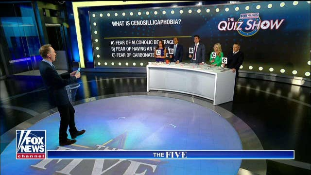 Tom Shillue Crashes The Five With His Quiz Show