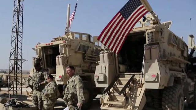 Trump administration to keep 400 US troops in Syria