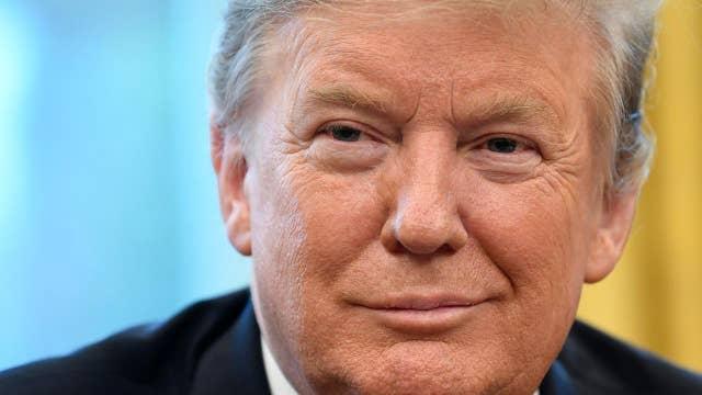 President Trump discusses China deal ahead of North Korea summit