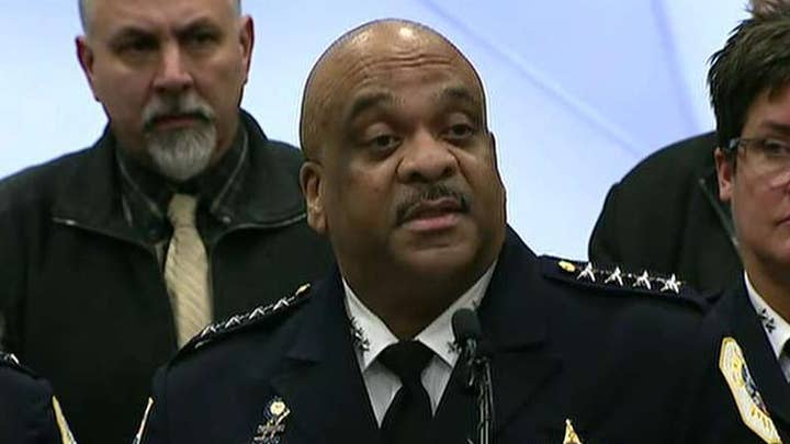 Chicago police chief calls out media, lawmakers who accepted without question Jussie Smollett's claims