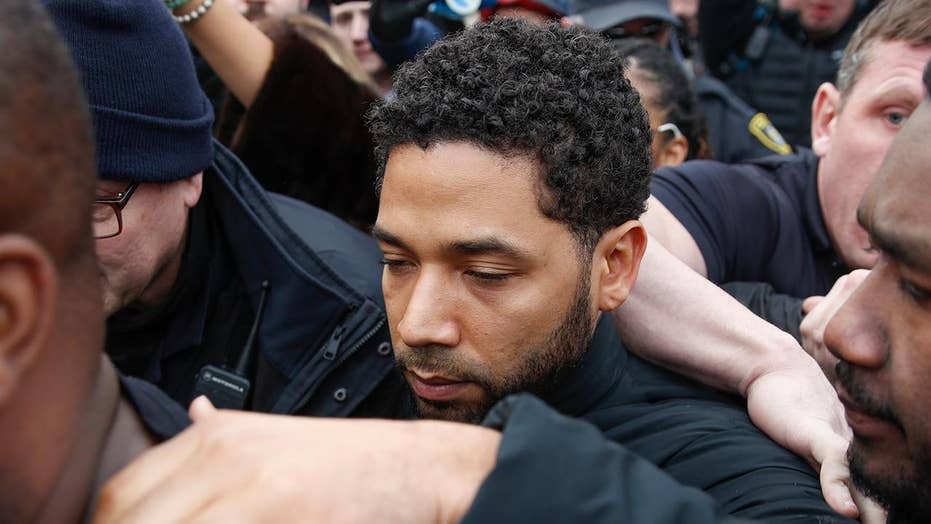 Chicago police scold media for Smollett hype