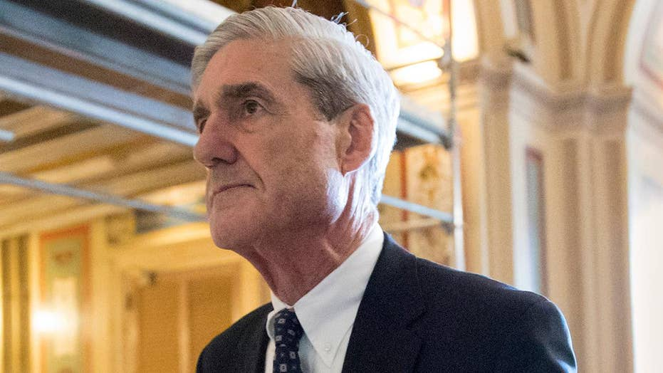 Senior DOJ official: Not expecting to receive Mueller report next week