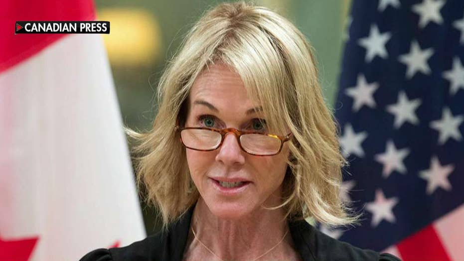 Trump taps Kelly Knight Craft to be next US ambassador to the United Nations