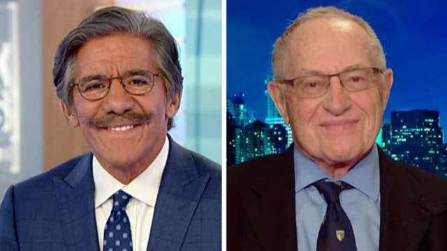 Geraldo Rivera and Alan Dershowitz blast hate crime hoaxers and their apologists