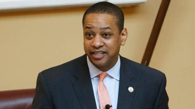 Virginia GOP leader pushes for investigation into Lt. Gov. Fairfax